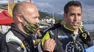 Règne valaisan sur le Rallye du Chablais dominé par Sébastien Carron devant Mike Coppens