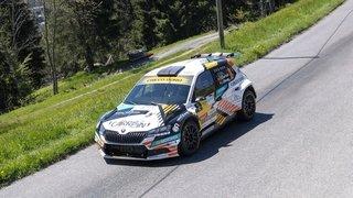 Rallye du Chablais: Sébastien Carron domine une courte première journée