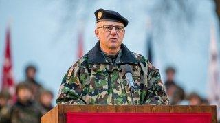 Le prix Rünzi 2021 décerné à Philippe Rebord, l'ancien chef de l'armée suisse originaire de Bovernier