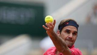 Tennis: Roger Federer qualifié pour les huitièmes de finale du tournoi de Halle