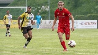 Football: le FC Sierre assurera son maintien s'il s'impose contre le FC Renens samedi à domicile