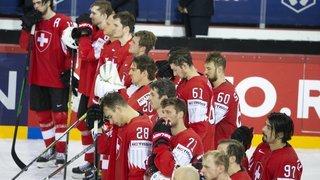 Hockey: «Encore une élimination cruelle pour la Suisse», regrette Thibaut Monnet