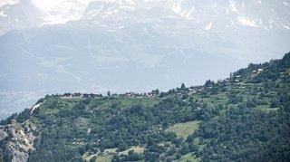 Fusion Mont-Noble, Sion et Veysonnaz: l'étude est lancée
