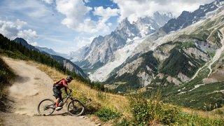 Elite mondiale: Verbier hôte d'une étape sur le premier E-Bike World Tour