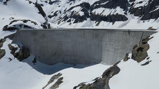 Au coeur des monstres de béton (1/5): Nant de Drance, le chantier du siècle