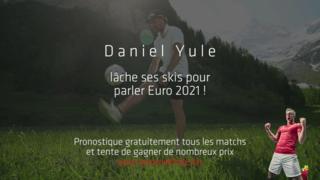 Euro 2021: Daniel Yule lâche ses skis et livre ses pronostics