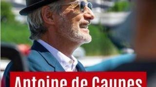 Rencontre avec Antoine de Caunes, morceaux choisis