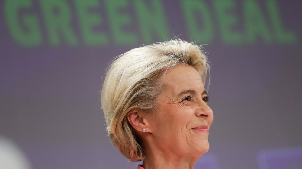La Commission européenne–ici Ursula von der Leyen–a présenté mercredi son «green deal» pour verdir l'économie du continent et réduire les gaz à effet de serre de 55% en 2030 par rapport à 1990.