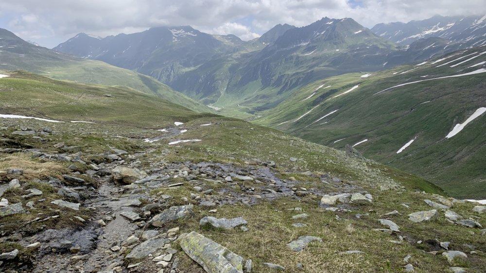 Le Gothard, c'est avant tout des paysages grandioses.