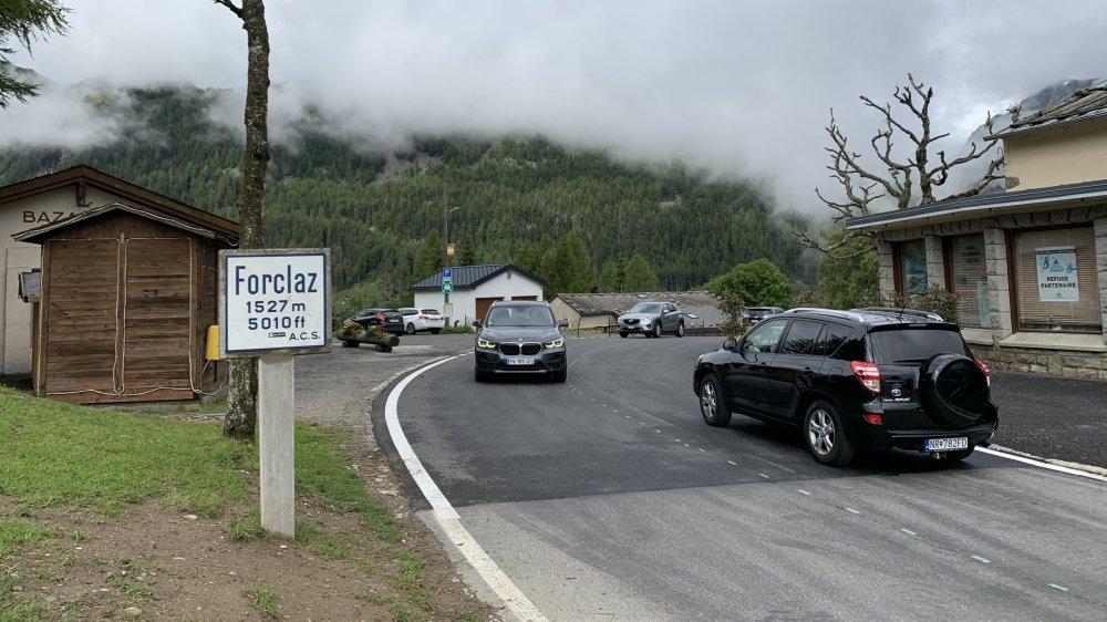 Dès ce samedi, la commune de Trient met sur pied des navettes supplémentaires pour rejoindre en transport public le Col de la Forclaz, très prisé des randonneurs.