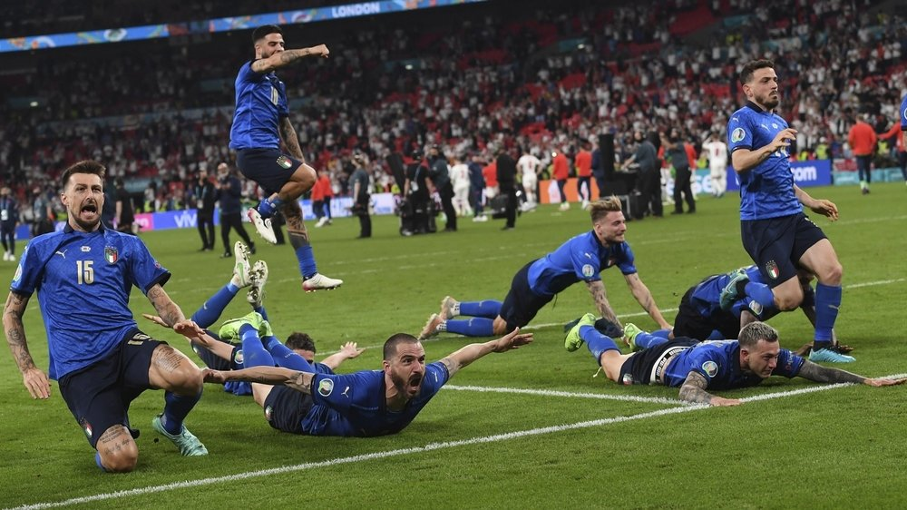 L'Italie a pris son envol vers le titre, mais avant cela, beaucoup d'événements ont marqué cet Euro.