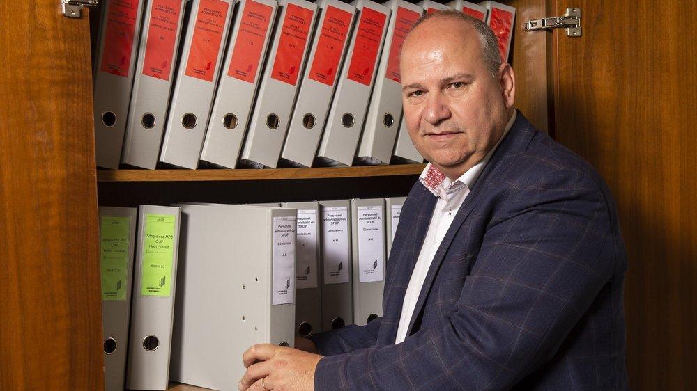 À la tête du service de la formation professionnelle valaisanne depuis 2006, Claude Pottier va quitter son poste à la fin août pour prendre la direction du Centre suisse de la formation et de l'orientation professionnelles.