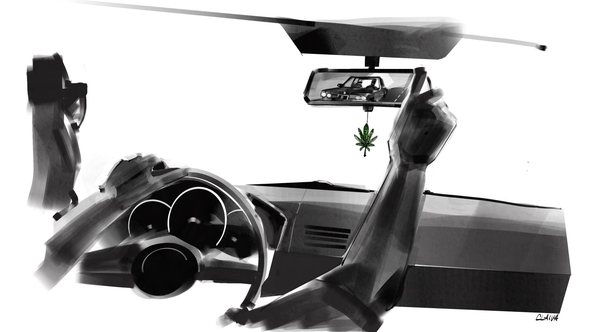 Le condamné conduisait le véhicule ouvreur qui précédait la voiture chargée de drogue, histoire d'avertir ses complices de la présence d'un éventuel contrôle routier.