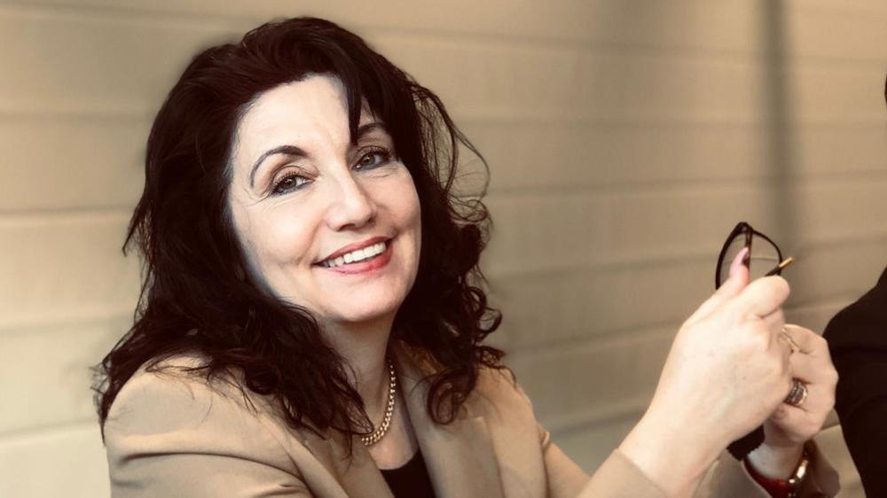 Paola Riva Gapany, présidente de la Fédération romande des consommateurs, Section Valais.