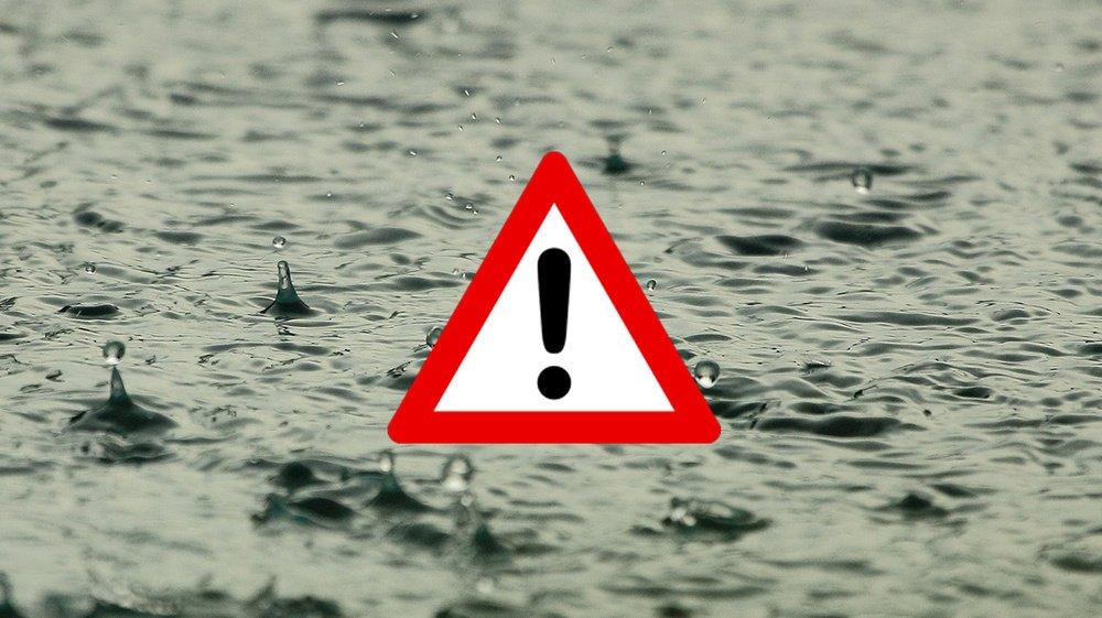 L'Organe cantonal de conduite demande à la population d'éviter les déplacements inutiles et de ne pas s'approcher des cours d'eau. LDD