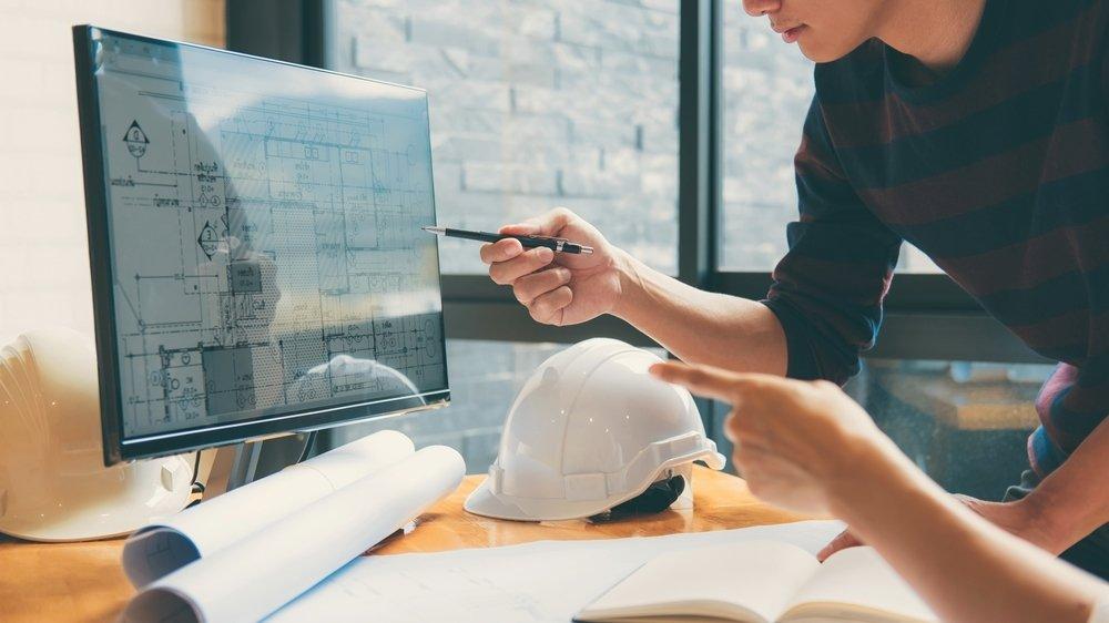 17 apprentis dessinateurs en bâtiment sur 44 ont échoué cette année en Valais.