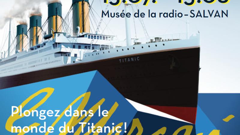 """""""Le Titanic et Marconi"""""""