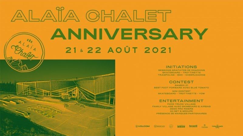 Anniversaire Alaïa Chalet