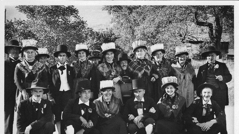 Danses folkloriques: le Vieux-Salvan fête ses 100 ans