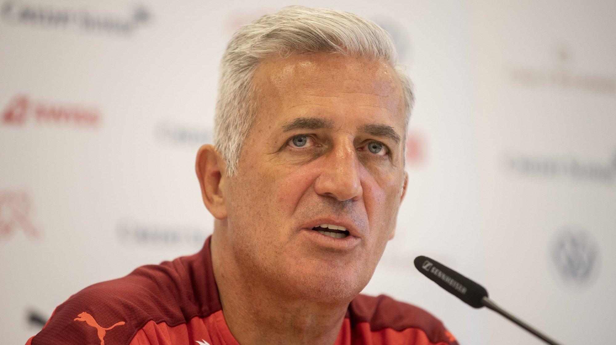 Football: la tentation Bordeaux sera-t-elle trop forte pour Vladimir Petkovic, sélectionneur de l'équipe de Suisse?