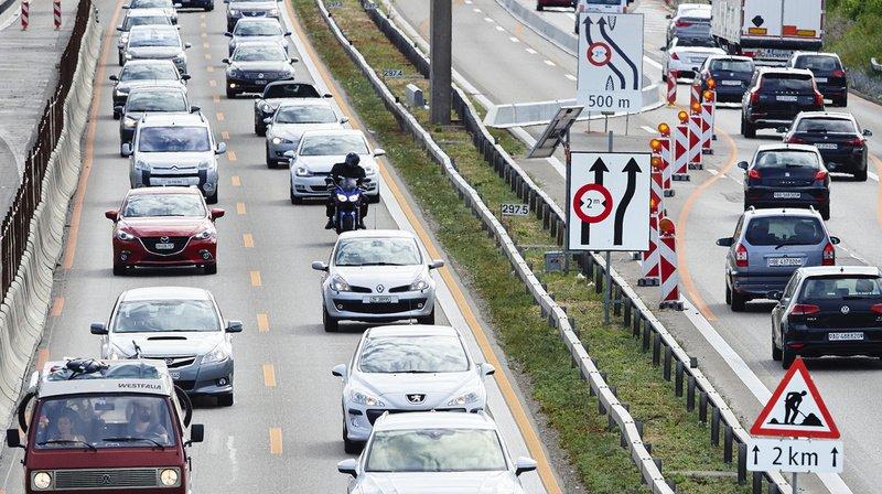 Autoroutes: un pont mobile pour éviter les bouchons sur les chantiers