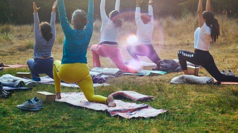 Yoga du dimanche avec Débora