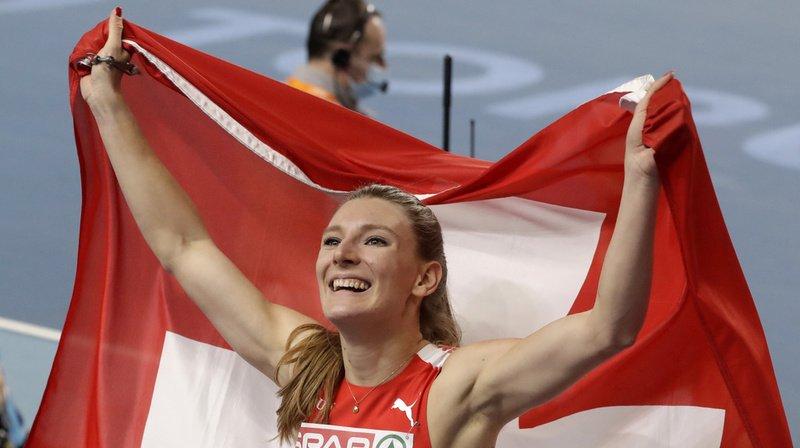 JO 2021 – Athlétisme: Ajla Del Ponte et Mujinga Kambundji en finale du 100 m, historique!