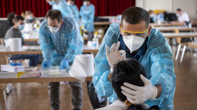 Coronavirus: la Suisse compte 791 nouveaux cas pour 28'867 tests, 2 morts et 13 hospitalisations
