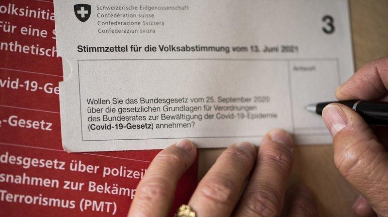 Loi Covid-19: le TF n'entre pas en matière sur les recours contre la votation