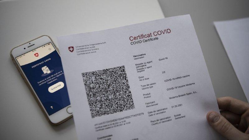 Le canton «recommande fortement» le certificat Covid pour les visiteurs des hôpitaux et des EMS sans l'imposer