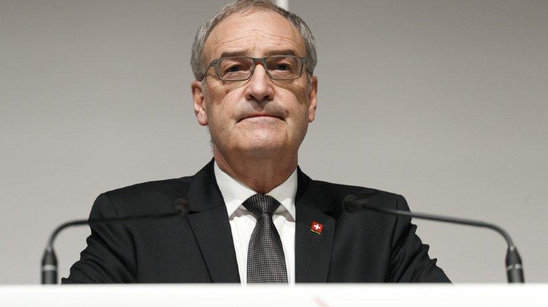 JO 2021: Guy Parmelin sera présent à la cérémonie d'ouverture