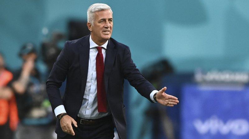 Le technicien a mené la sélection en quarts de finale au dernier Euro.