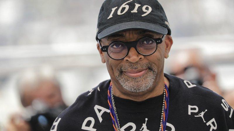 Festival de Cannes: Spike Lee contre les «gangsters» qui dirigent le monde