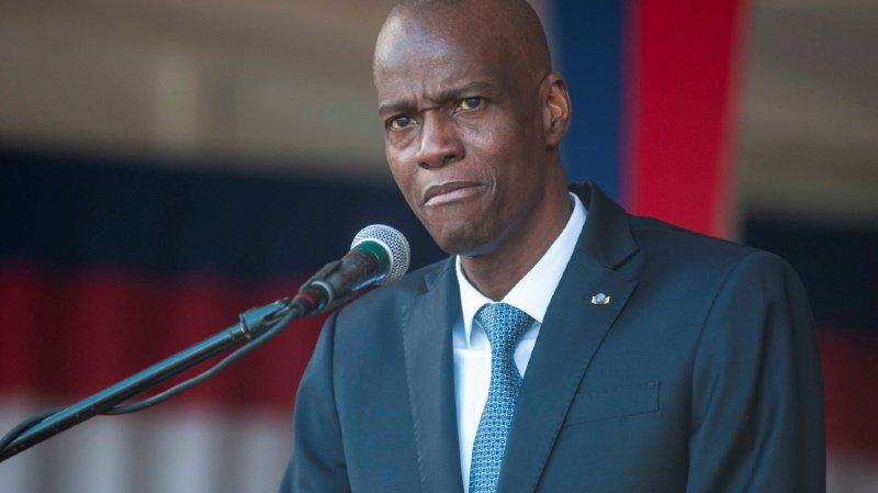 Venu du monde des affaires, Jovenel Moïse, 53 ans, avait été élu président en 2016 (archives).