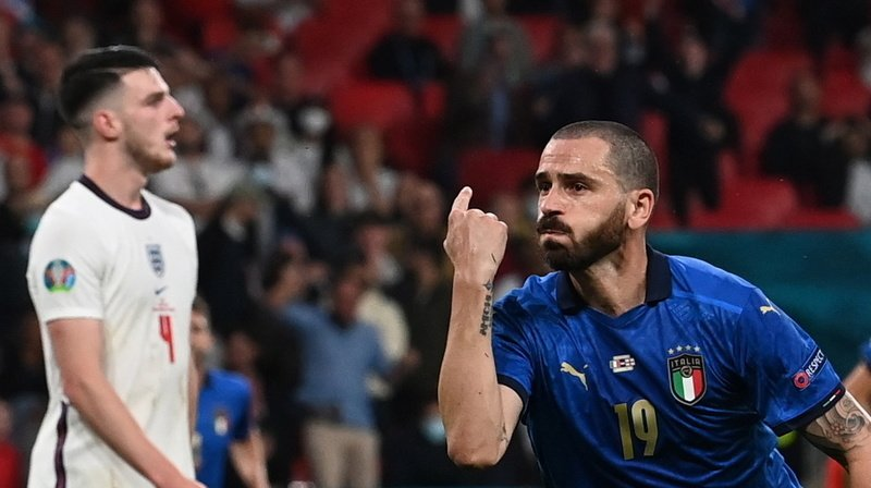 Euro 2021: I'Italie remporte le tournoi face à l'Angleterre