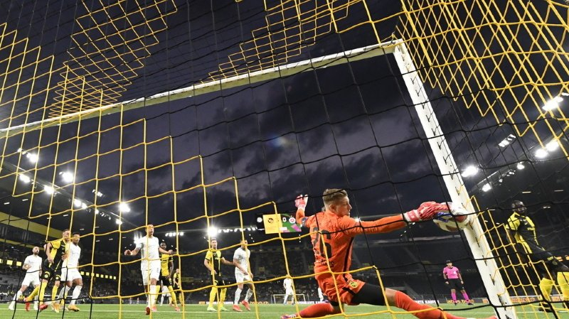 Football – Ligue des champions: Young Boys franchit un premier obstacle
