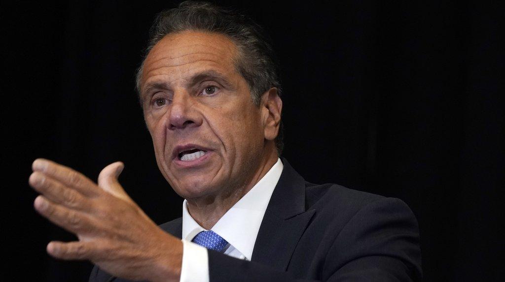 Etats-Unis: le gouverneur de New York accusé de harcèlement sexuel