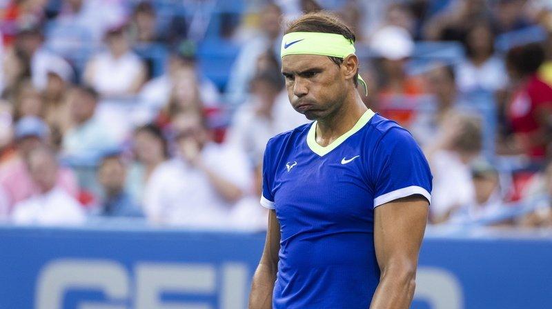 Tennis – Washington: Nadalbattu dès les 8es de finale