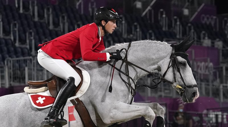 JO 2021 - Hippisme: la Suisse doit se contenter du 5e rang en saut par équipe
