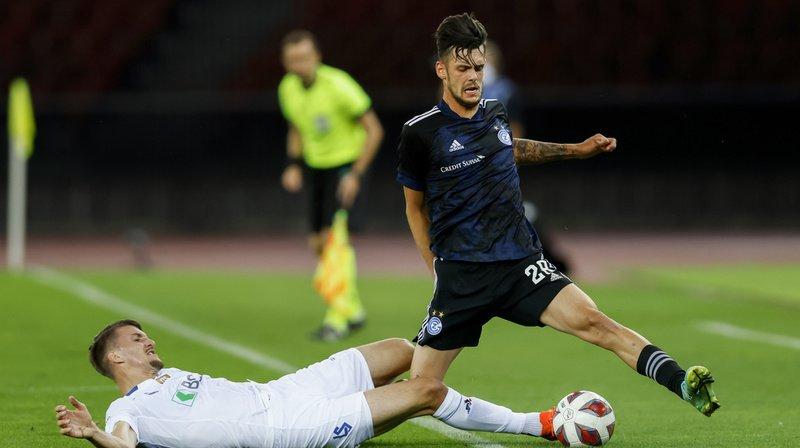 Football: Sion s'offre les Young Boys, Lausanne encore battu