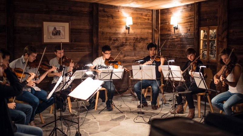Zermatt Music Festival & Academy 08-19.09.2021