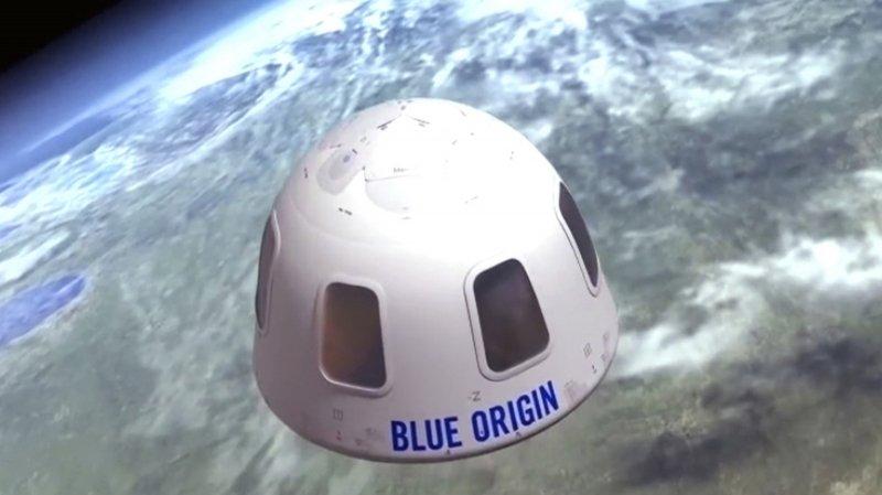 Espace: Virgin Galactic, Blue Origin... le tourisme est en marche