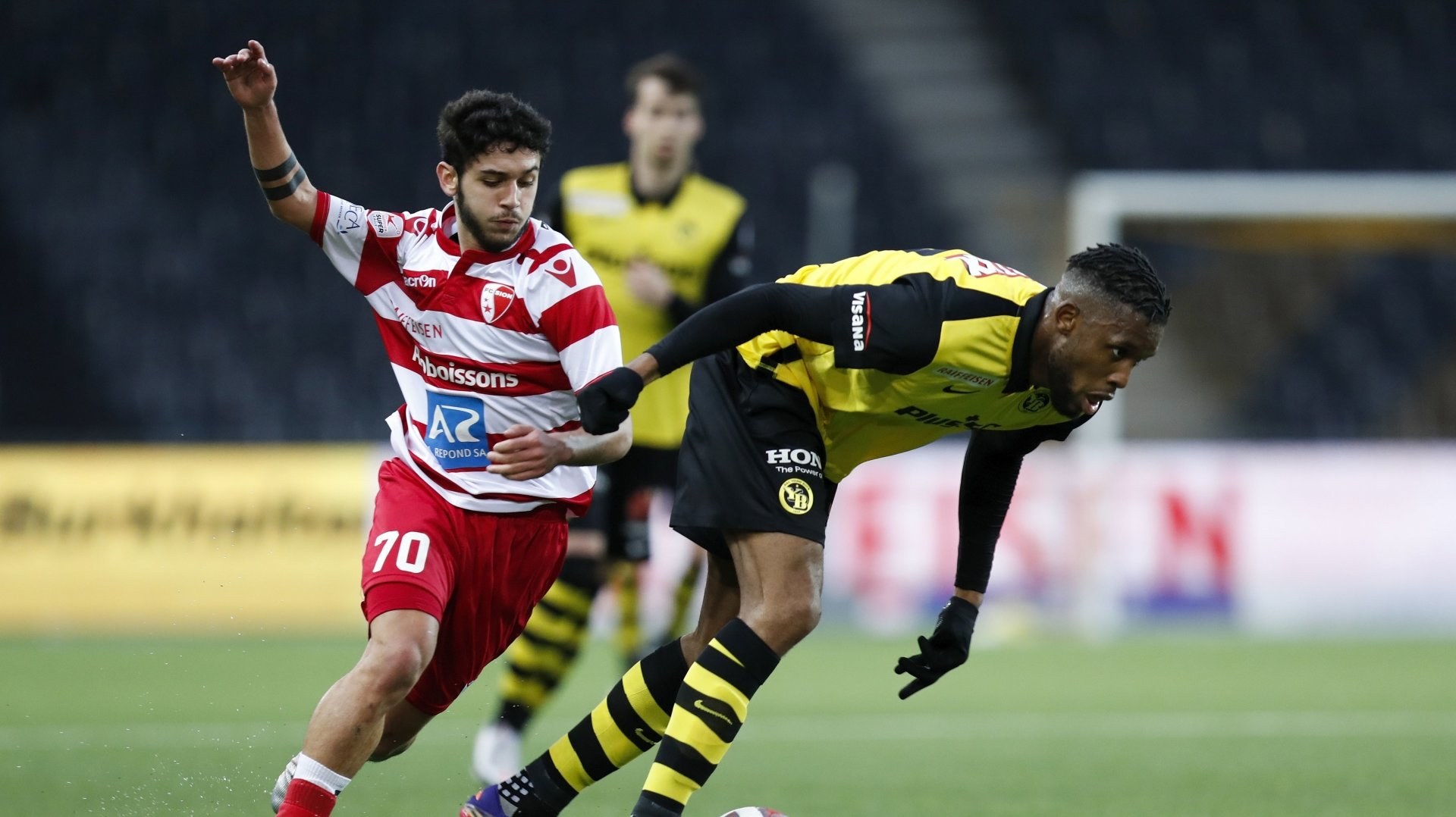 Football: Sion M21 recherche un équilibre en progression et résultats