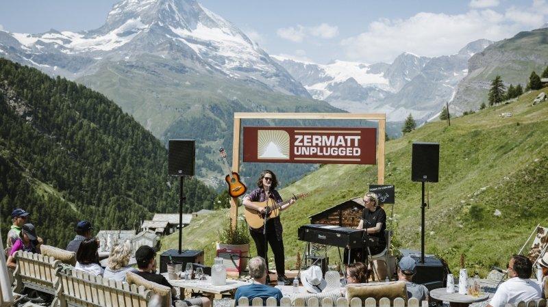 Zermatt Unplugged: huit jours de beauté nue sous le Cervin