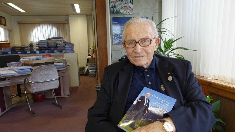Crans-Montana a rendu un dernier hommage chargé d'émotion à Gaston Barras