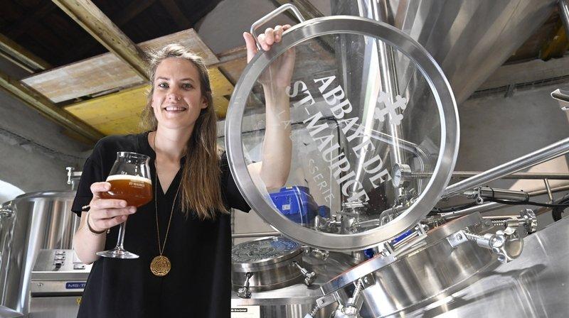 Saint-Maurice: une levure qui a plus de 700 ans, le secret des bières de l'Abbaye