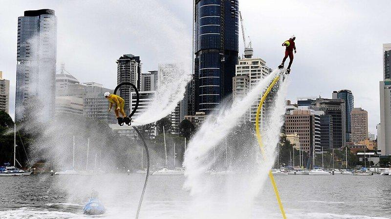 Brisbane accueillera les JO d'été 2032.