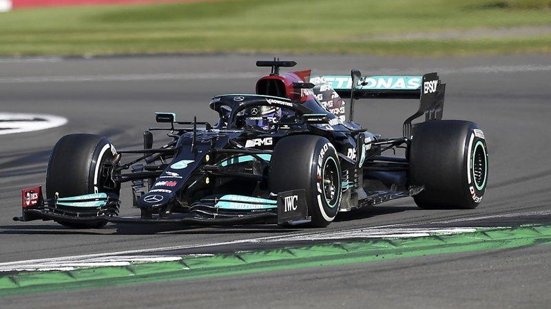 Automobilisme: Hamilton gagne le GP de Grande-Bretagne devant Leclerc