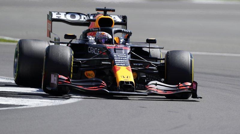 Formule 1: Verstappen en pole après sa victoire dans le sprint