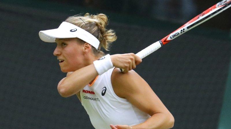 Tennis – Wimbledon: Golubic s'incline en quarts de finale